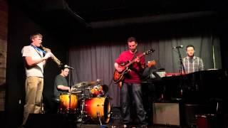 Low Spark at Underground Wonder Bar with Derek Brown on soprano saxophone