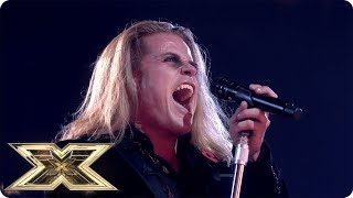 Giovanni Spano sings Live and Let Die | Live Shows Week 3 | The X Factor UK 2018