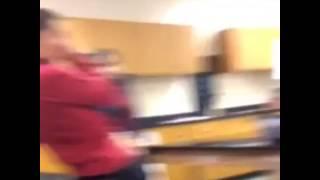 black guy punches white boy vine