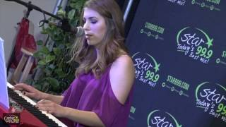 STAR 99.9 Acoustic Session with Julia Brennan - Sticks and Stones