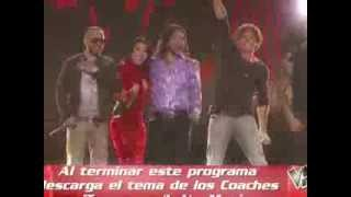 Tu Carcel   Wisin y Yandel ,  Marco Antonio, David Bisbal ,  Alejandra Guzmán Video Music)   You