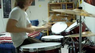 Empty With You // The Used (DRUM COVER)
