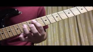 Kedam -  Shy Girl Guitar Tab Tutorial