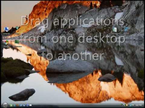 Vista 3D Desktop