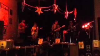Fire (Kasabian) performed by Emmy, Matt, Brandon, Scott and