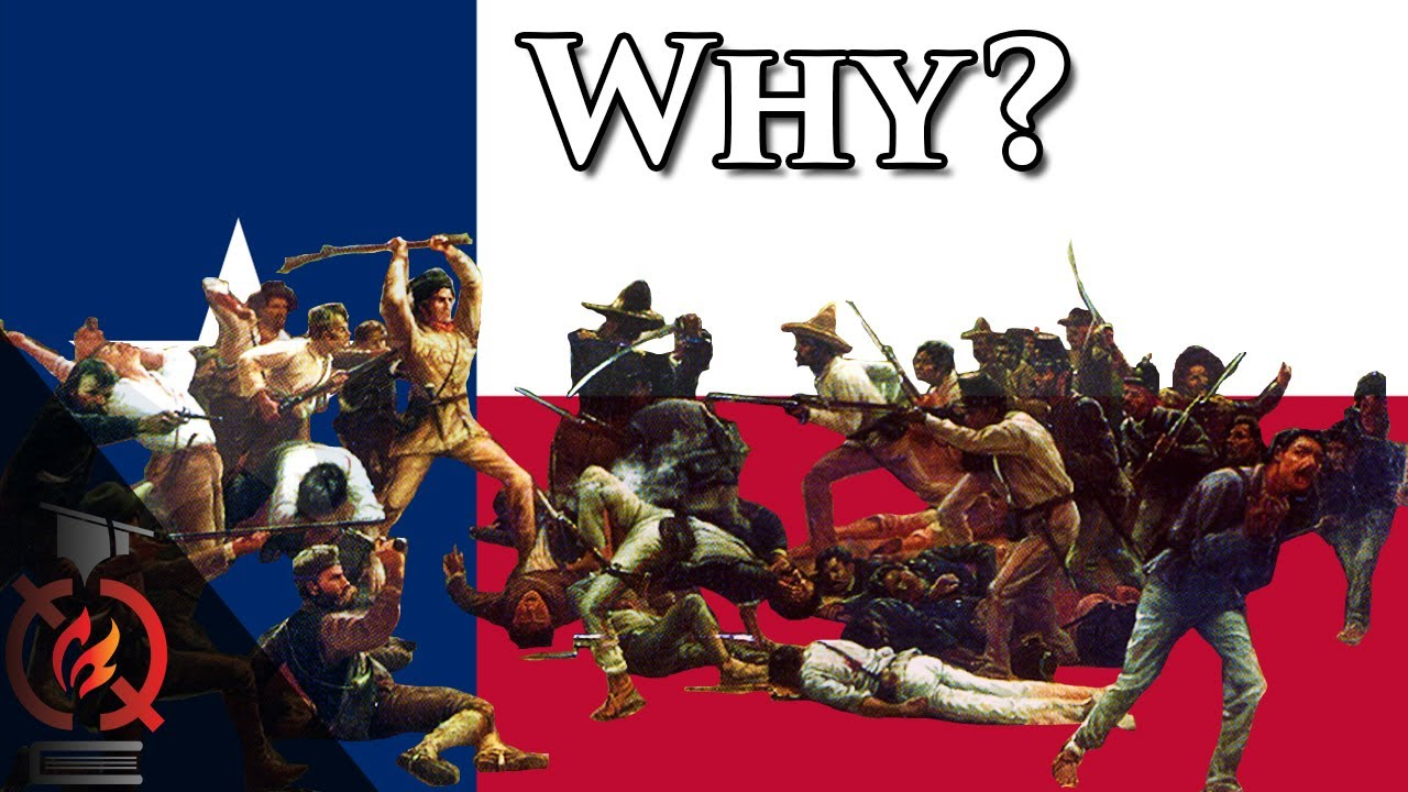 What Caused the Texas Revolution?