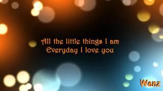 Everyday I Love You - Boyzone (Lyrics by Wenz Dumlao) [HD]
