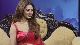 Rupantor - Actress Nusrat Faria with Punam Priyam width=