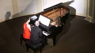 Bernstein: West Side Story - America - Duo Catalicia