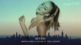 Martin Garrix   Alesso ft  Zara Larsson   Before New Song 2016