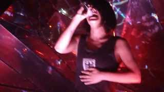 Krewella - Play Hard live @ Get Wet Live Tour @ The Warfield,San Francisco.[HD]