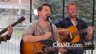 "Boy & Bear ""Limit of Love"" live on CKUA"
