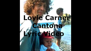 Loyle Carner - Cantona  LYRIC VIDEO