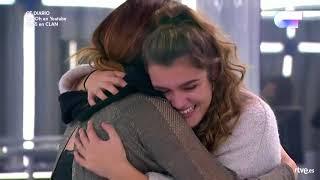 OT 2017 ** AMAIA se emociona con la canción de ROZALÉN para Eurovisión ** #OTVision
