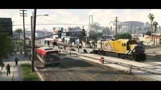Grand Theft Auto V Tráiler Español 2013