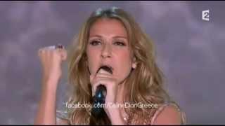 Céline Dion - Parler à mon père (Vivement Dimanche - France 2 - 2/12/12)