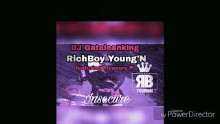 """Rich Boi Young'N featuring Pleasure P """"Insecure"""" DJ Gataleanking Mix"""