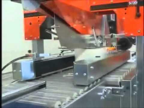 Soco Koli Bantlama Makinası