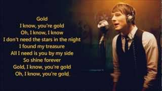 Owl City - Gold (Lyrics)