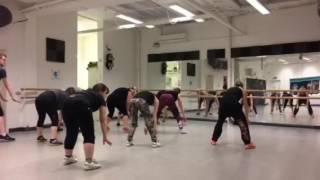 MJC Choreography Exeter