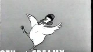 Animated Hellman's Mayonnaise Commercial 1950's