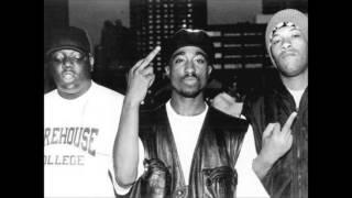 2Pac & Biggie - Runnin' (Aboosi Oldskool Remix)