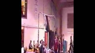 Connor Westrick Gymnastics - High Bar 2008 WI State
