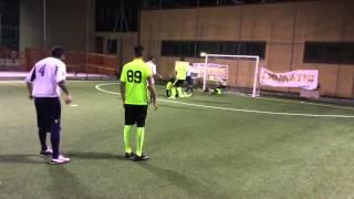 """""""Hai capito chi è Batman""""? Terni League miracolo di Palermi contro Time Out Futsal"""