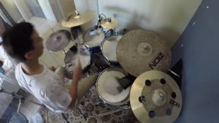 Zion Cymbals Demo By Dann Marco