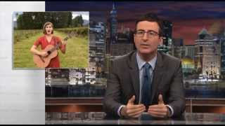 John Oliver rips Cover Oregon - Stupid Oregon Idiots
