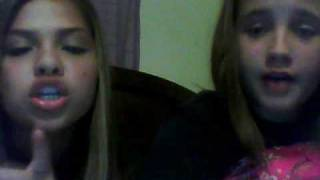 abby and allie 1st video