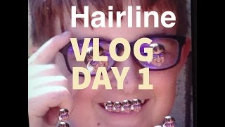 day 1 of the sizzle vlog