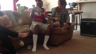 strip - chris brown (cover by joslyn and sam)