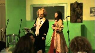 Benedetta Lupi canta La Bella e la Bestia