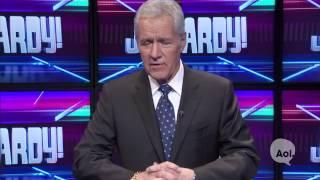 You've Got Alex Trebek on Jeopardy
