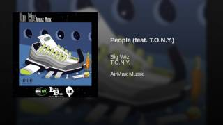 People (feat. T.O.N.Y.)