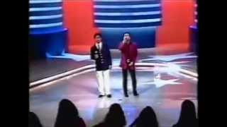 Leandro e Leonardo - Doce Mistério - Anos 1990 Ao vivo na TV.flv