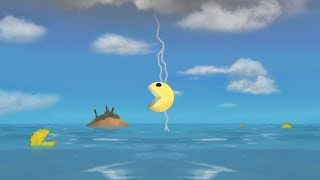 Pacman VS Spongebob Theme (Part 2)