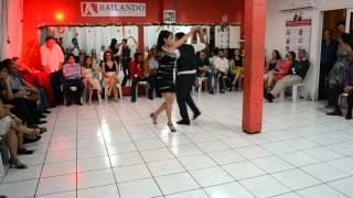 Bachata com Jéssica Almeira e Gabriel Pacífico (Bailando Escola de Dança Fortaleza)