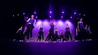 Valencia High School - GET IT ON THE FLOOR - GIRLS DANCE
