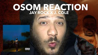 "Jay Rock - ""OSOM feat. J. Cole Reaction 