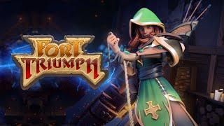 Niche Spotlight - Fort Triumph