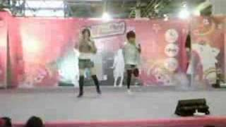 J&K Idol Final Contest 2007 - Atmosphere - Disco Queen