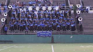Murrah High School Band 2017- Throw Sum Mo