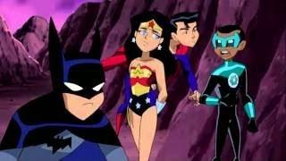 Mulher Maravilha e Batman - melhores momentos (Dublado) parte 4