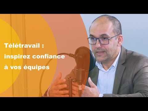 Video : Télétravail : Comment garder la cohésion d'équipe ?