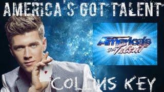 America's Got Talent | Magician | Collins Key