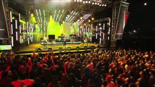The Used - Empty with you (Live on Jimmy Kimmel 2009) !