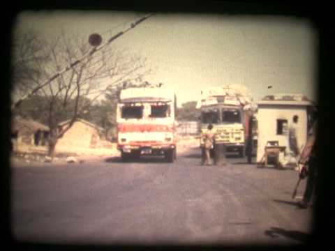 India 1969 Frontiera Nepal 8mm footage.mpg