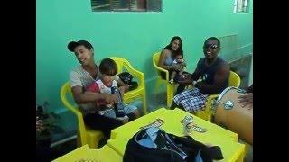 Musica jorge aragão  Elevador  final de semana com a familia